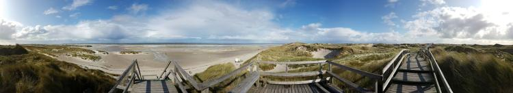 Amrum D?nenlandschaft