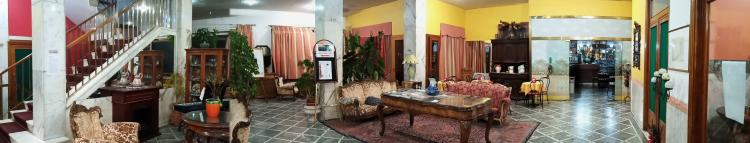 Hall Grande Albergo Abruzzo di Chieti