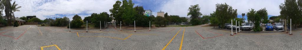 Stellenbosch yard test